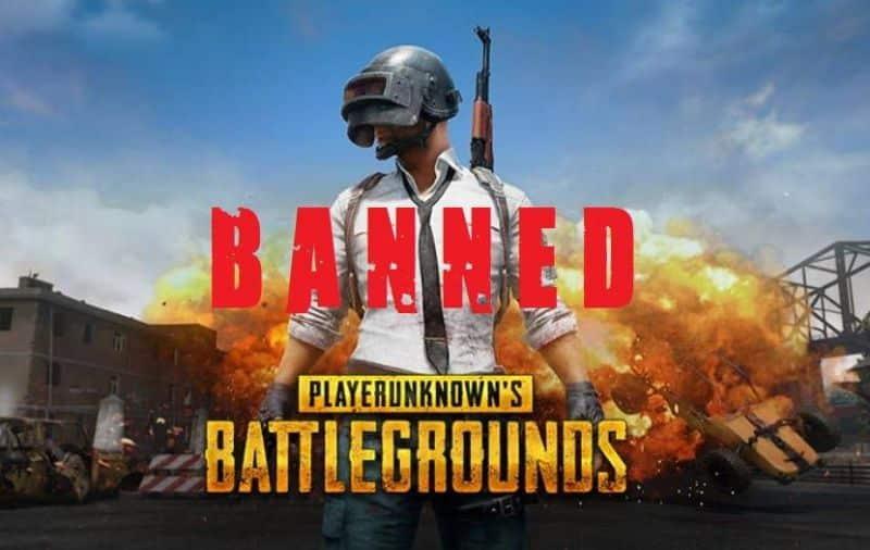 PUBG Game Banned In Ahmedabad, Rajkot, Bhavnagar.