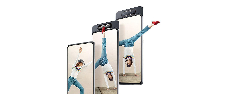 Samsung A80 Upcoming Smart Phone